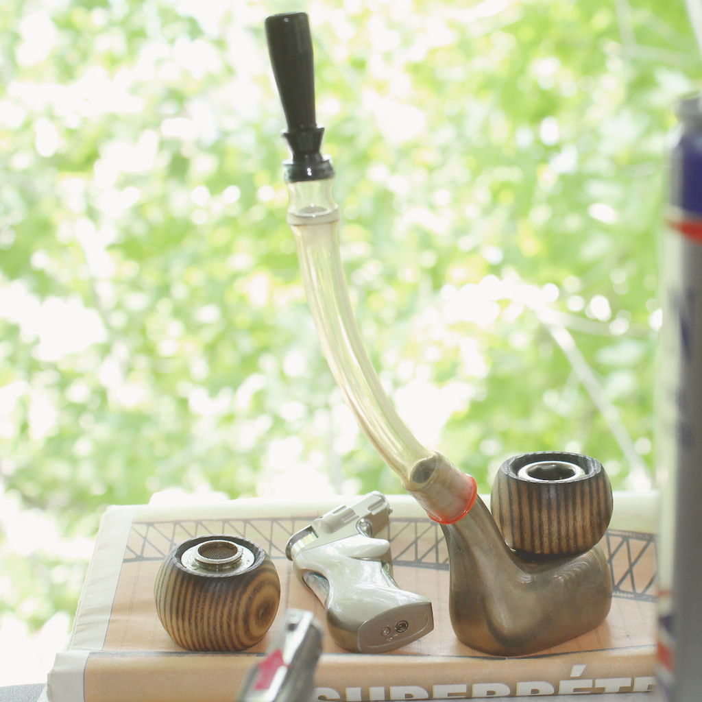 Butane-Operated Customized Vaporist Pipe: The Power of Fire